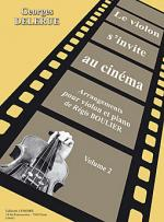 Le violon s'invite au cinema Vol. 2 Sheet Music