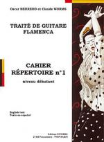 Traite guitare flamenca Vol.1 - Technique de la guitare flamenca Sheet Music