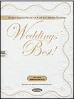Weddings' Best! Sheet Music