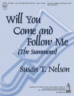 Will You Come and Follow Me Sheet Music