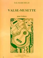 Valse - Musette Sheet Music