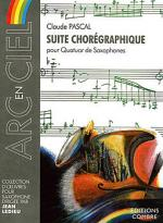Suite Choregraphique Sheet Music