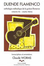 Duende flamenco Vol. 6C - Granaina, minera, rondena, taranta Sheet Music