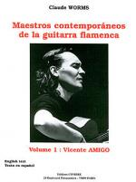 Maestros contemporaneos Vol. 1 : V. Amigo Sheet Music
