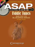 ASAP Fiddle Tunes Made Easy for Bluegrass Banjo Sheet Music