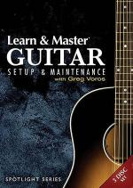 Learn & Master Guitar Setup and Maintenance Sheet Music
