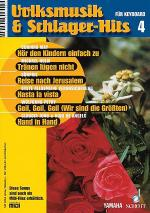 Volksmusik & Schlager-Hits 4 Band 4 Sheet Music