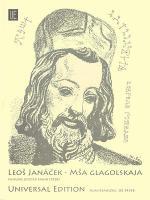 Msa glagolskaja (Glagolitische Messe) Sheet Music
