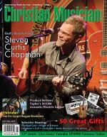 Christian Musician Magazine Nov/Dec 2010 Sheet Music