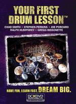 Your First Drum Lesson Sheet Music