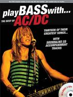 Play Bass with the Best of AC/DC Sheet Music