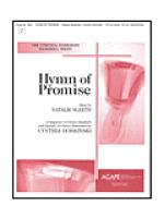 Hymn of Promise Sheet Music