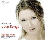 Henry Purcell: Love Songs Sheet Music