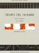 Tiempo Del Hombre Sheet Music