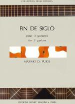 Fin De Siglo Sheet Music