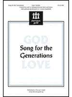 Song for the Generations Sheet Music