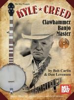 Kyle Creed - Clawhammer Banjo Master Book/CD Set Sheet Music