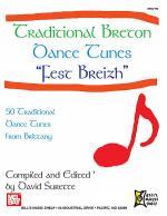 Traditional Breton Dance Tunes Fest Breizh Sheet Music