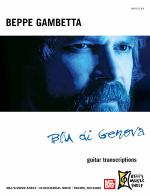 Beppe Gambetta Blu Di Genova - Guitar Transcriptions Sheet Music