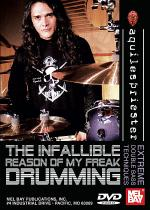 The Infallible Reason of My Freak Drumming DVD Sheet Music