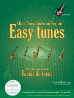 Easy Tunes - Choro, Tango, Samba and Ragtime Book/CD Set Sheet Music