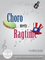Choro Meets Ragtime Book/CD Set Sheet Music
