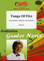 Tango Of Fire Sheet Music