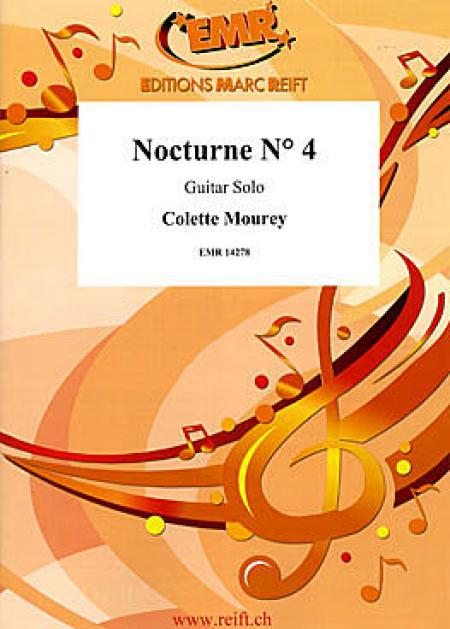 Nocturne No. 4 Sheet Music