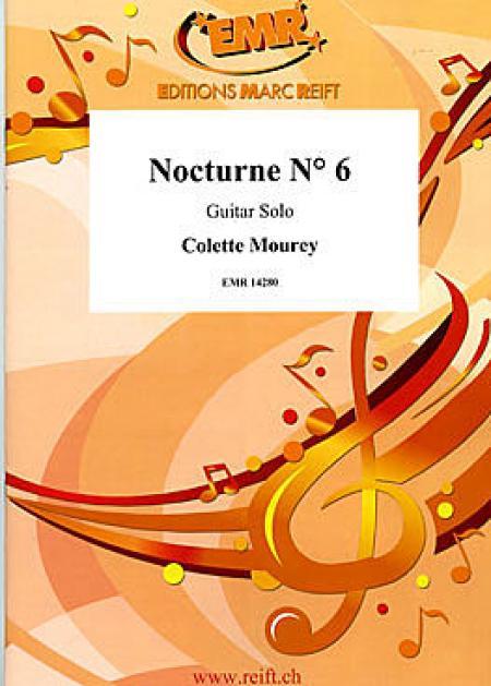 Nocturne No. 6 Sheet Music