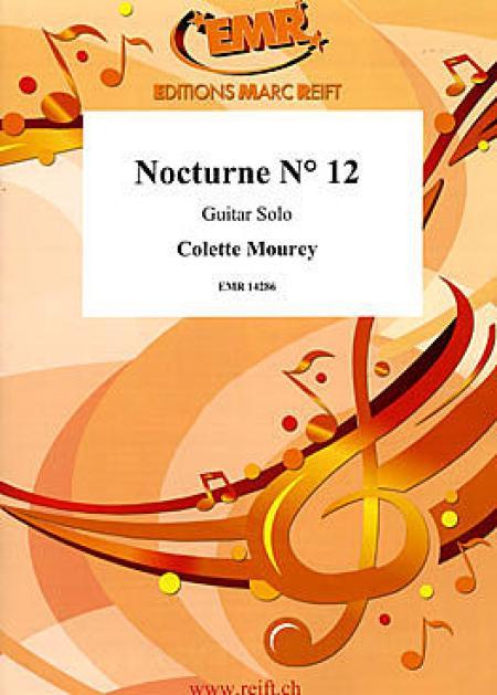 Nocturne No. 12 Sheet Music