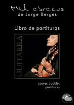Mil Abrazos Book/CD Set Book/CD Set Sheet Music
