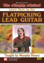 Flatpicking Lead Guitar DVD Sheet Music