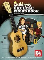 Children's Ukulele Chord Book Sheet Music