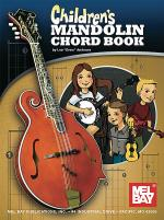 Children's Mandolin Chord Book Sheet Music