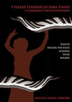 5 Flamenco Pieces for Piano Book Sheet Music