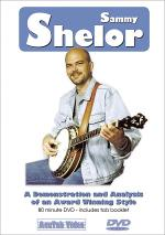 Sammy Shelor- Banjo DVD Sheet Music