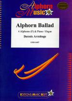 Alphorn Ballad (4 Alphorns in F) Sheet Music