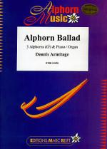 Alphorn Ballad (3 Alphorns in Gb) Sheet Music