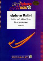Alphorn Ballad (3 Alphorns in F) Sheet Music