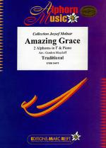 Amazing Grace (2 Alphorns in F) Sheet Music