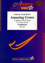 Amazing Grace (2 Alphorns in Gb) Sheet Music