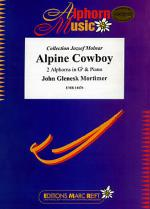 Alpine Cowboy (2 Alphorns in Gb) Sheet Music