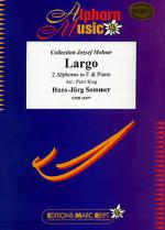 Largo (2 Alphorns in F) Sheet Music