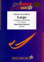 Largo (2 Alphorns in Gb) Sheet Music