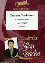 Czardas Variations Sheet Music