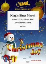 King's Blues March (French Text) Sheet Music