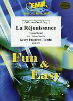 La Rejouissance Sheet Music