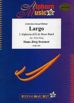 Largo (2 Alphorns in Gb Solo) Sheet Music