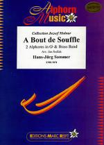 A Bout de Souffle (2 Alphorns in Gb Solo) Sheet Music