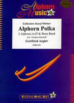 Alphorn Polka (2 Alphorns in Gb Solo) Sheet Music